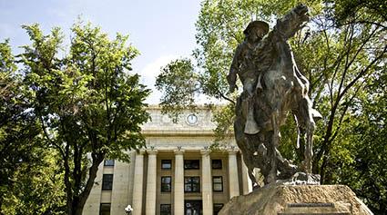 Prescott's Courthouse Square